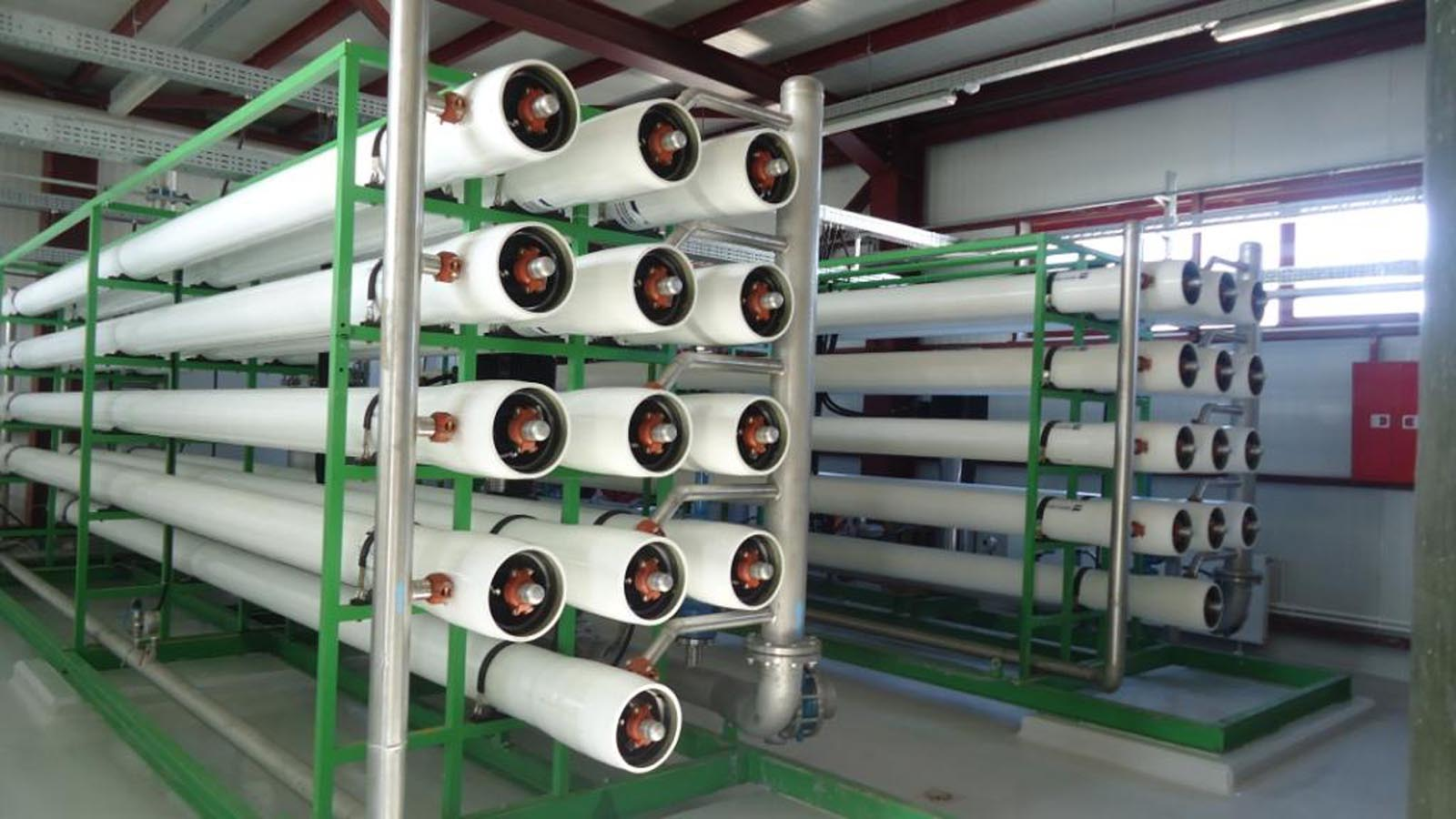 Pilot Project Textile Industry I Turkey - Existing advanced WWTP2