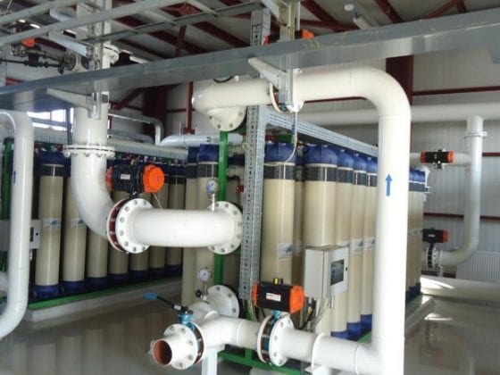 Pilot Project Textile Industry I Turkey - Existing advanced WWTP3
